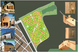 WikiHouse Village Plan voor Centrumeiland Amsterdam IJburg