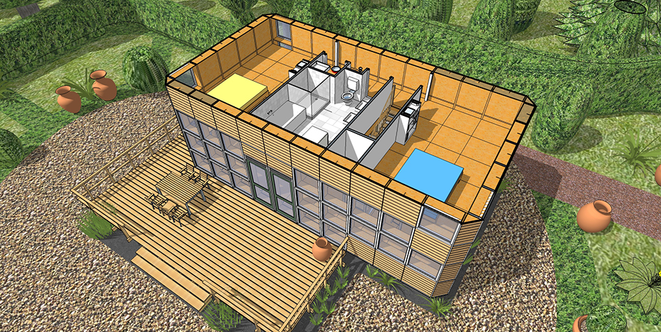 New_House_bovenverdieping_badkamer_slaapkamers