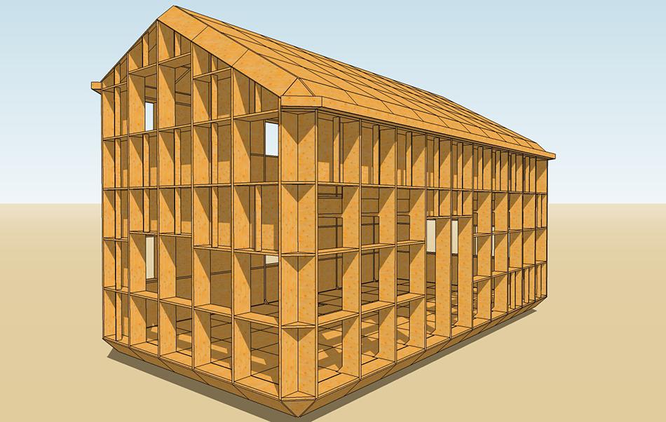 New_House_constructie_geheel_van_multiplex