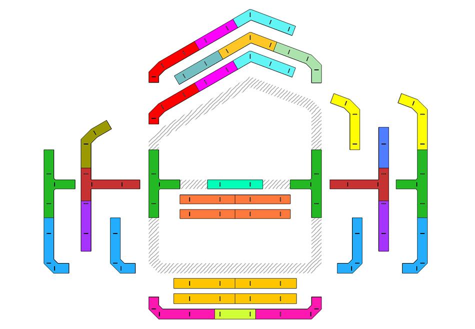 New_House_passtukken_van_een_spant