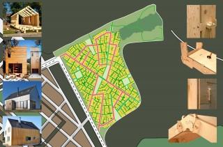 Plan Centrumeiland Amsterdam: WikiHouse Village