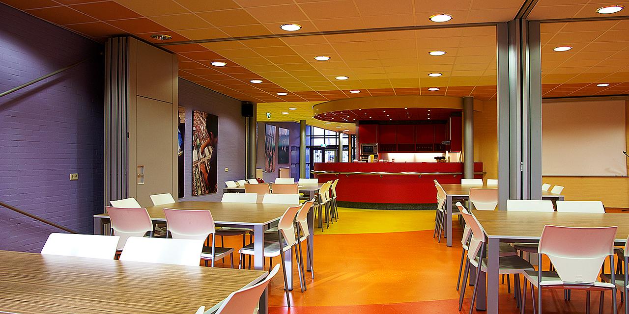 Permalink to:vernieuwing kantine, werkplaatsen en entreegebied