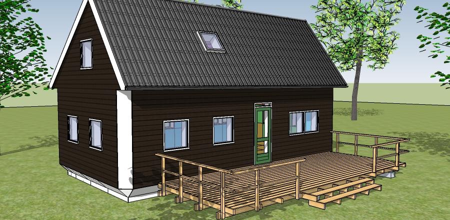 NewHouse_weekendhuis_zwart
