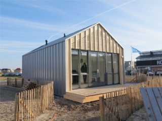 WikiHouse Pionierswoning Almere 2017/2018