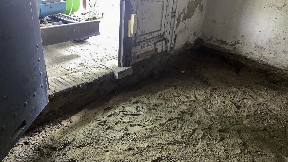 veronbtreinigde-grone-afgegraven-voor-betonvloer