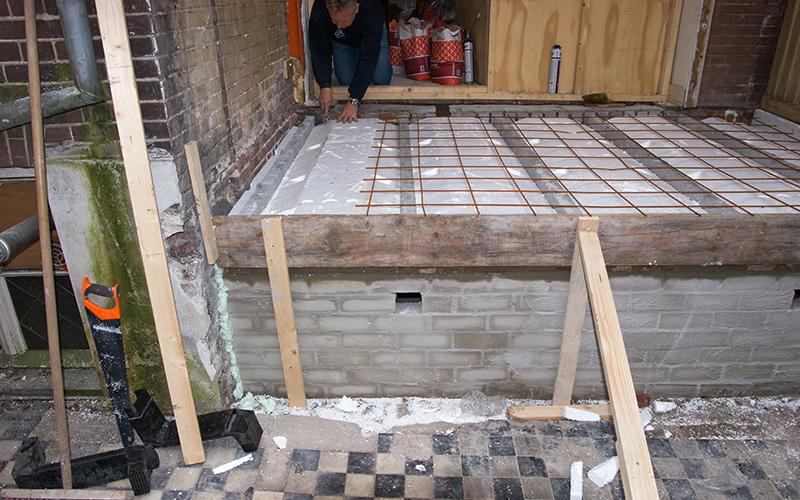 Glazen Vloer Huis : Nieuwe serres en glazen vloer u jan willem de groot