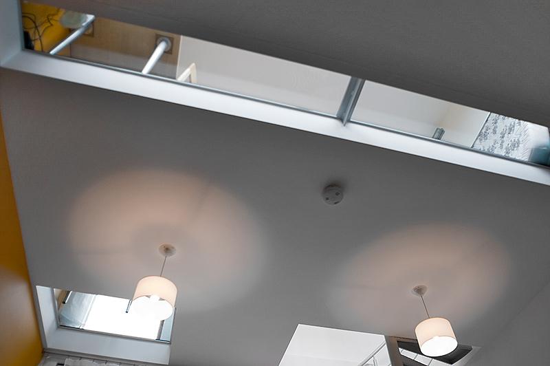 Woonkamer Met Vide : Extra vloer met glas – Jan Willem de Groot